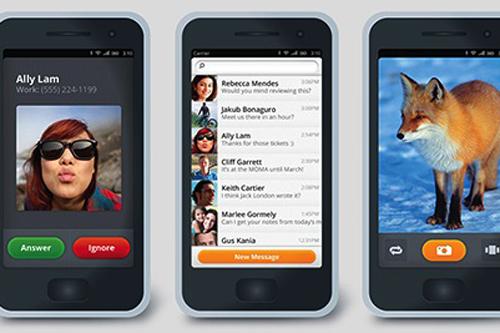 Điện thoại Firefox OS sẽ bán ra vào tháng 6 tới