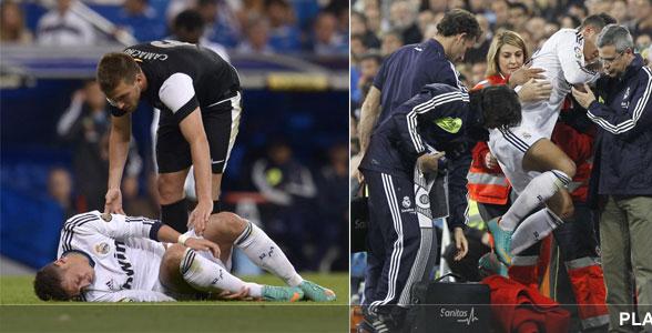 Mourinho vui mừng vì Oezil gặp chấn thương nhẹ