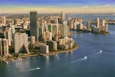 Các bờ biển đang biến mất. Bãi biển ở Miami nằm trong số rất nhiều những khu vực khác trên thế giới đang bị đe dọa bởi nước biển dâng ngày càng cao.
