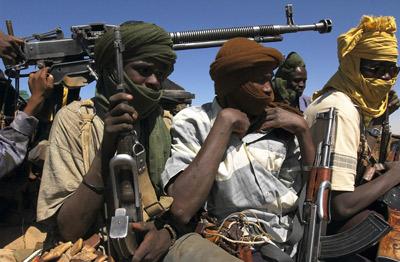 Xung đột ở Darfur (Sudan) xảy ra một phần là do các căng thẳng của biến đổi khí hậu.