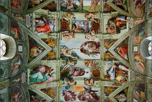 Viện bảo tàng Vatican - All roads lead to Rome