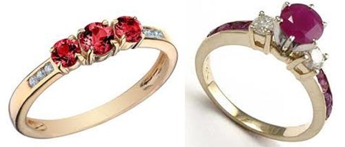 Sang trọng với trang sức phong thuỷ gắn đá Ruby, Thời trang,