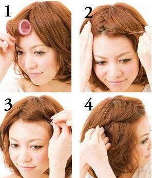 4 cách làm điệu với tóc ngắn, Làm đẹp, kieu toc dep, kieu toc xinh, kieu toc xinh xan, kieu toc de thuong, kieu toc tre trung