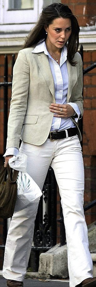 Ngắm thời trang đường phố của Kate Middleton, Thời trang, Catherine Middleton, cong nuong nuoc Anh, hoang gia Anh,