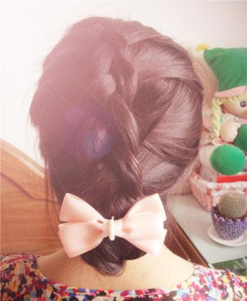 3 kiểu tóc tết đẹp mắt, Làm đẹp, toc tet, kieu toc tet, toc tet dep, lam dep toc