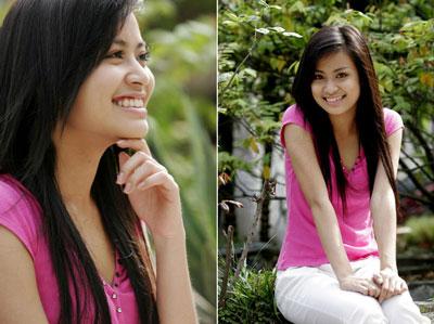Hoàng Thuy Linh ca sĩ sexy