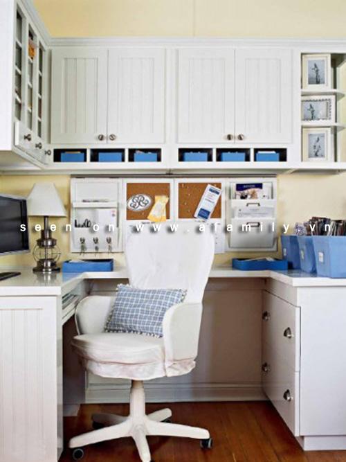 Giải pháp lưu trữ thông minh cho nhà hẹp