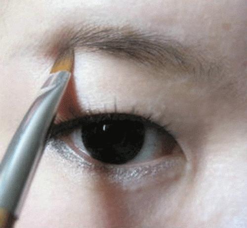 Khắc phục nhược điểm mặt to, mắt nhỏ