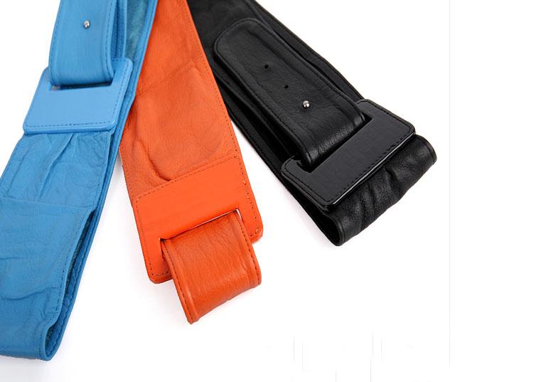 Chọn thắt lưng cho từng vóc dáng, Thời trang, that lung da, vong eo, vong mot, vong ba, bi quyet mac dep, thoi trang