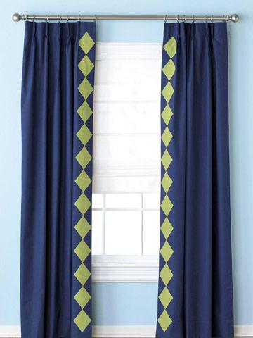 Nâng tầm 'sắc đẹp' của rèm cửa, Không gian đẹp, rem cua, rem cua dep, rem cua an tuong, trang tri rem cua, mua rem cua