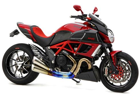 Xe độ Ducati Diavel Cực chất với giá tiền lên đến 70.000 USD