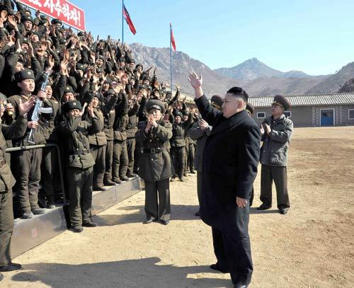 Kim Jong-un dọa