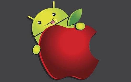iPad sắp bị máy tính bảng Android qua mặt?