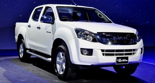 7 lựa chọn xe bán tải tại thị trường Việt Nam