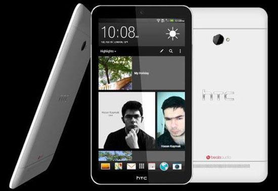 Ý tưởng máy tính bảng HTC lấy cảm hứng từ One