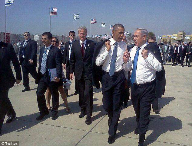 Tiêu điểm - Israel bị nã tên lửa đúng ngày Obama đến thăm