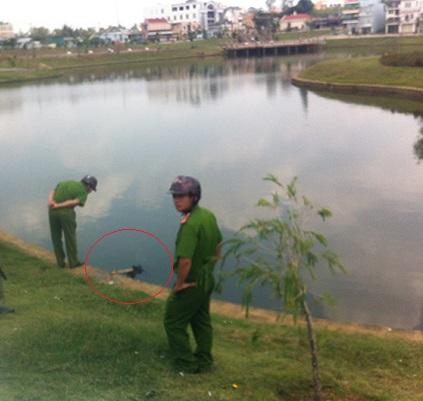 Phát hiện xác nữ sinh 16 tuổi đang phân hủy dưới hồ ở Lâm Đồng