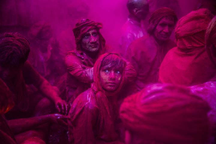 Ấn tượng: Năng lượng từ lễ hội Holi Ấn Độ