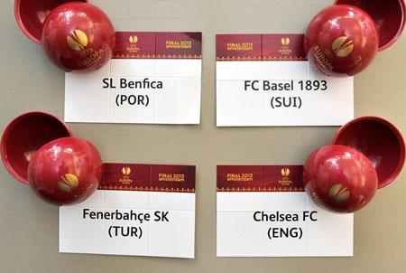 Chelsea thuận lợi trên đường chinh phục chức vô địch Europa League