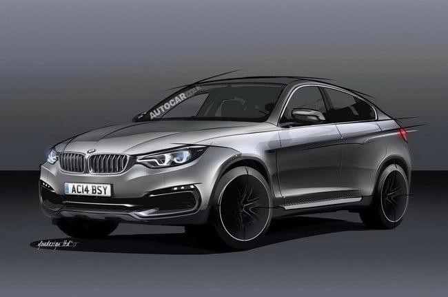 BMW X6 thế hệ mới sẽ dài rộng hơn