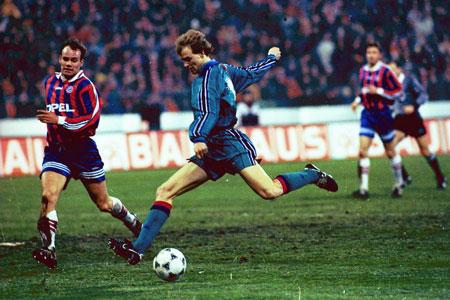 Bayern Munich, Barcelona, Champions League
