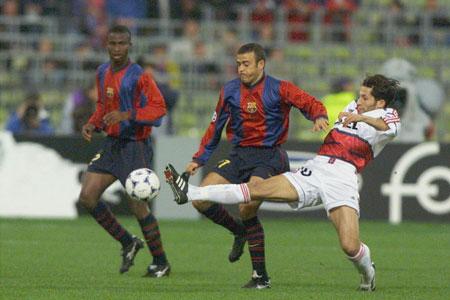 Bóng đá Quốc tế - Ngược dòng lịch sử những cuộc đối đầu của Bayern và Barca (Hình 10).