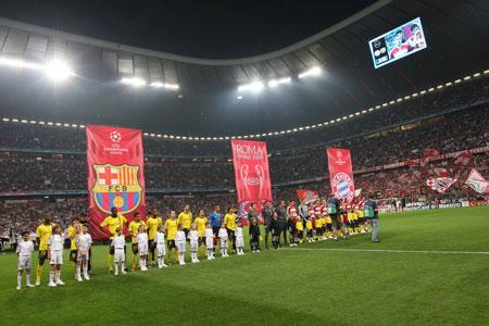 Bóng đá Quốc tế - Ngược dòng lịch sử những cuộc đối đầu của Bayern và Barca (Hình 23).