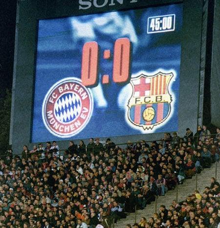 Bóng đá Quốc tế - Ngược dòng lịch sử những cuộc đối đầu của Bayern và Barca (Hình 12).