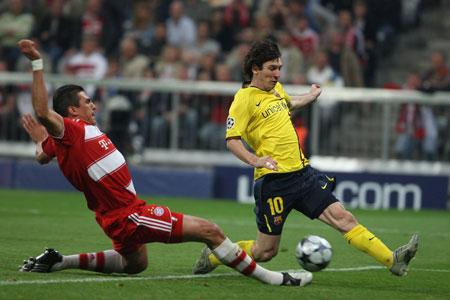 Bóng đá Quốc tế - Ngược dòng lịch sử những cuộc đối đầu của Bayern và Barca (Hình 18).