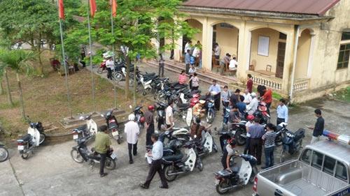 Hà Nội: Sang tên đổi chủ phương tiện ngay tại xã
