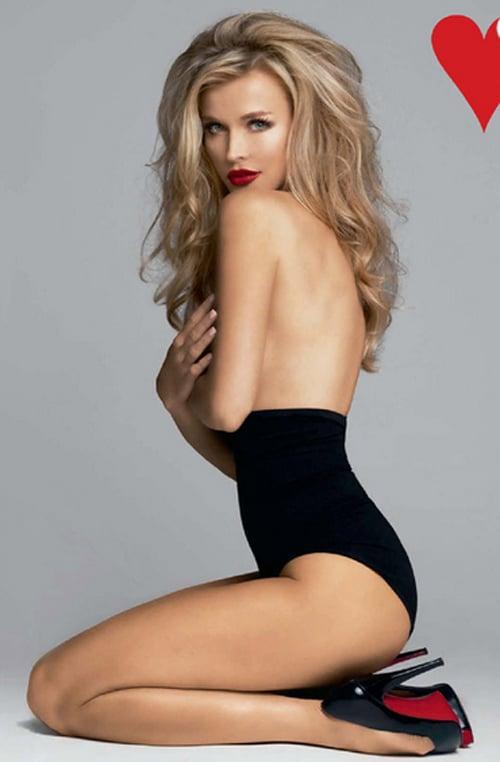 Hậu trường - Phát cuồng với mỹ nữ Playboy Joanna Krupa (Hình 7).