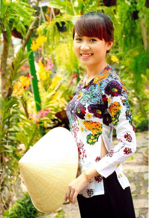 Xã hội - Ngắm 15 nữ sinh xinh đẹp nhất ĐH Quốc gia TP.HCM