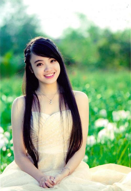 Xã hội - Ngắm 15 nữ sinh xinh đẹp nhất ĐH Quốc gia TP.HCM (Hình 7).