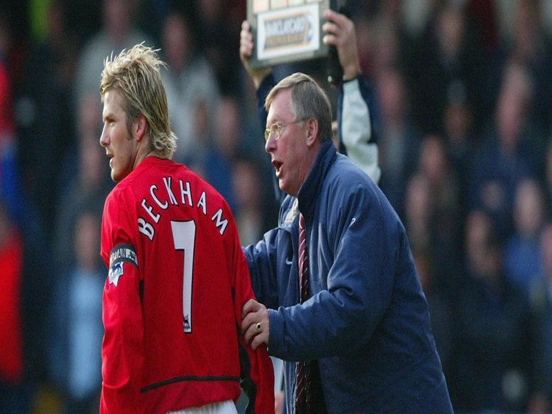 Bóng đá Quốc tế - David Beckham gửi lời tri ân đến Sir Alex (Hình 2).