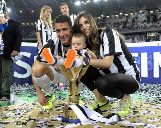 Dàn Wags Juventus đẹp lung linh trong đêm trao cup