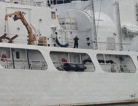 """Tàu chiến Philippines có """"sát thủ diệt hạm""""?"""