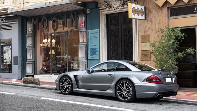 Thiên đường siêu xe tại Monaco