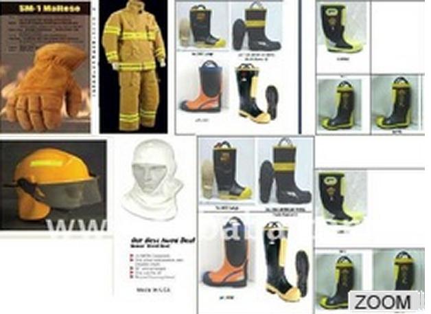 Áo cứu hỏa chuyên dụng của Việt Nam đắt nhất thế giới?