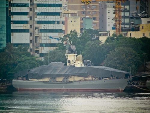 Tiêu điểm - Việt Nam đóng tàu tên lửa thứ 3 (Hình 2).