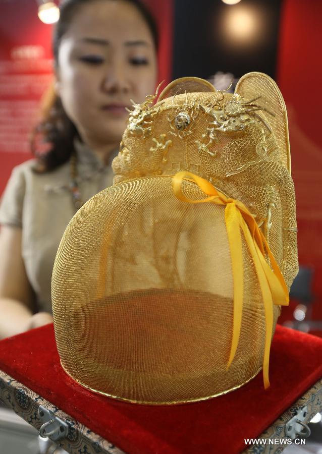 Cận cảnh những sản phẩm xa xỉ tại triển lãm Bắc Kinh