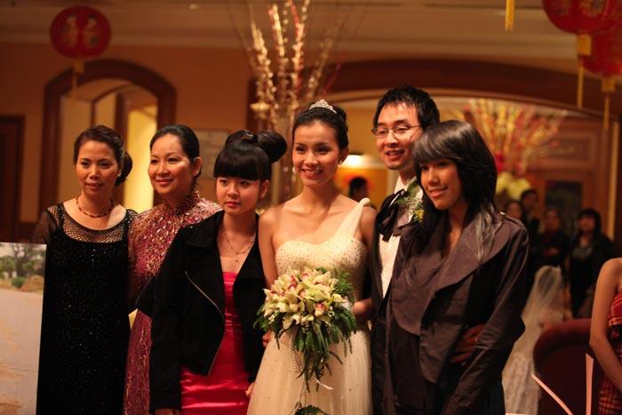 Hình ảnh Toàn cảnh đám cưới Hoa hậu Thùy Lâm số 10