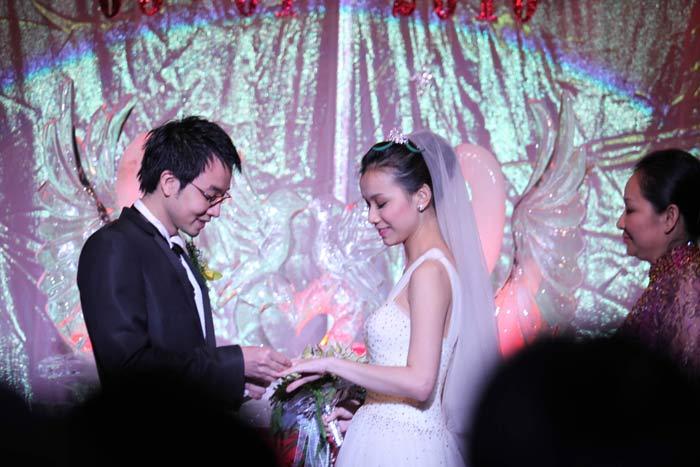 Hình ảnh Toàn cảnh đám cưới Hoa hậu Thùy Lâm số 14