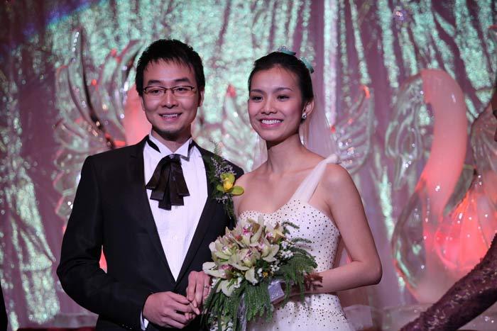 Hình ảnh Toàn cảnh đám cưới Hoa hậu Thùy Lâm số 16