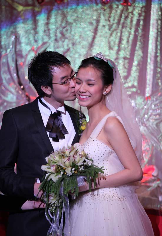 Hình ảnh Toàn cảnh đám cưới Hoa hậu Thùy Lâm số 18