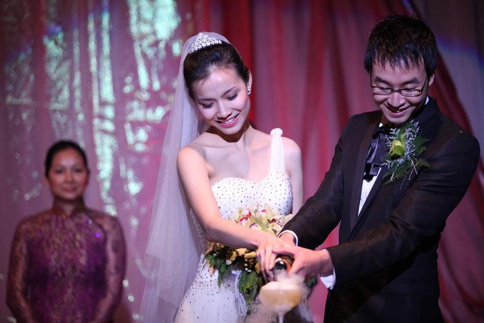 Hình ảnh Toàn cảnh đám cưới Hoa hậu Thùy Lâm số 22