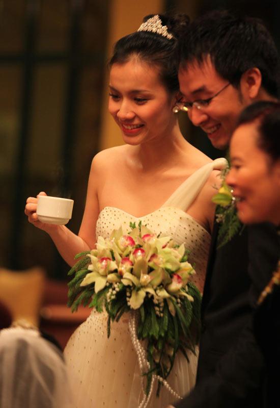 Hình ảnh Toàn cảnh đám cưới Hoa hậu Thùy Lâm số 3