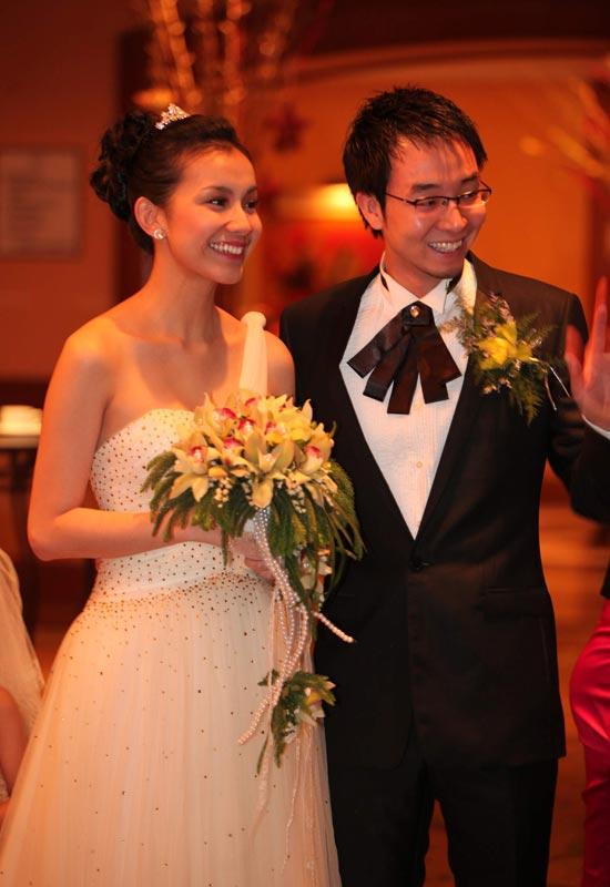 Hình ảnh Toàn cảnh đám cưới Hoa hậu Thùy Lâm số 2