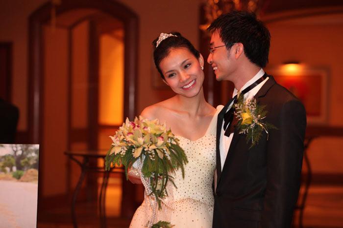 Hình ảnh Toàn cảnh đám cưới Hoa hậu Thùy Lâm số 6