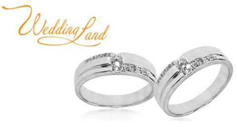 Hình ảnh Bộ sưu tập nhẫn cưới DOJI mới số 1