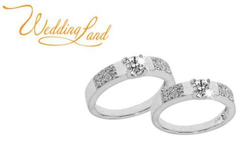 Hình ảnh Bộ sưu tập nhẫn cưới DOJI mới số 7